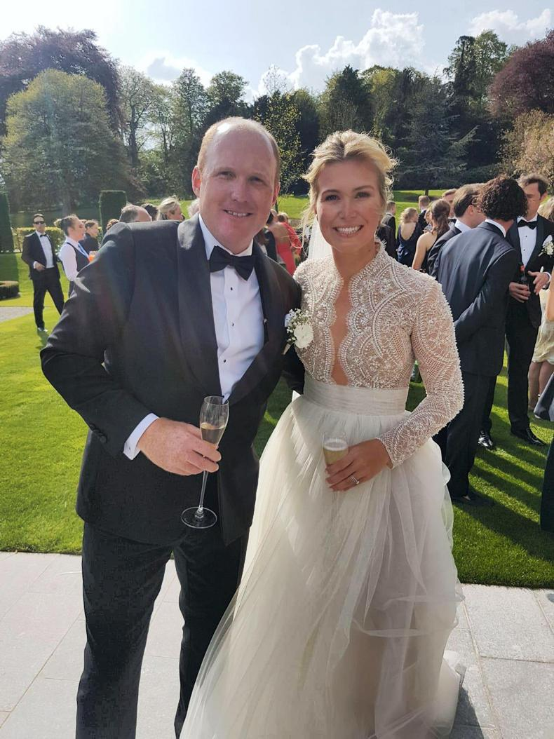 PONY TALES:  Congratulations to Enda and Stefanie