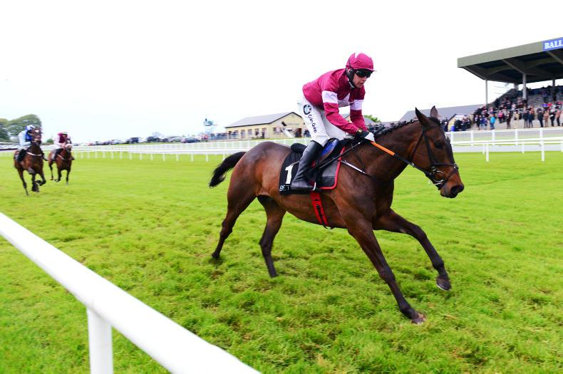BALLINROBE TUESDAY: Acronym comes home a convincing winner