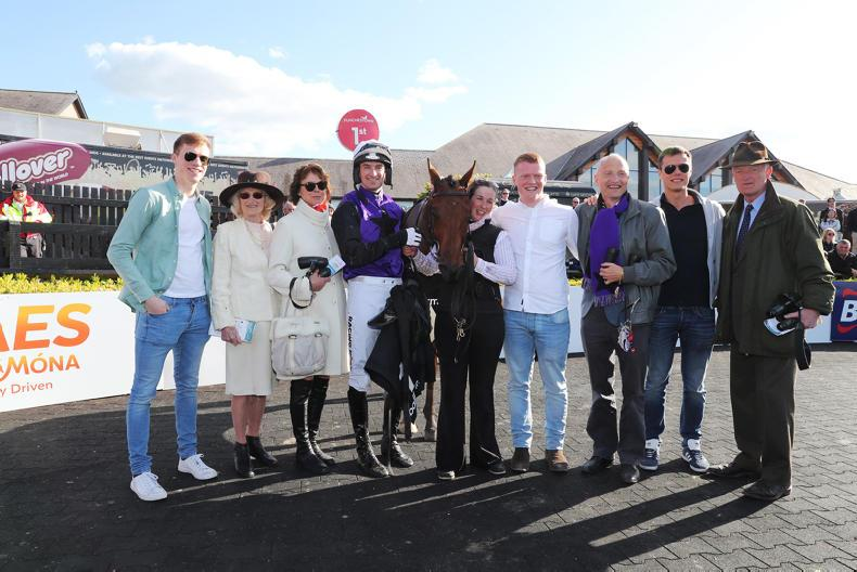 PUNCHESTOWN SATURDAY: Adjudicator gets the top votes