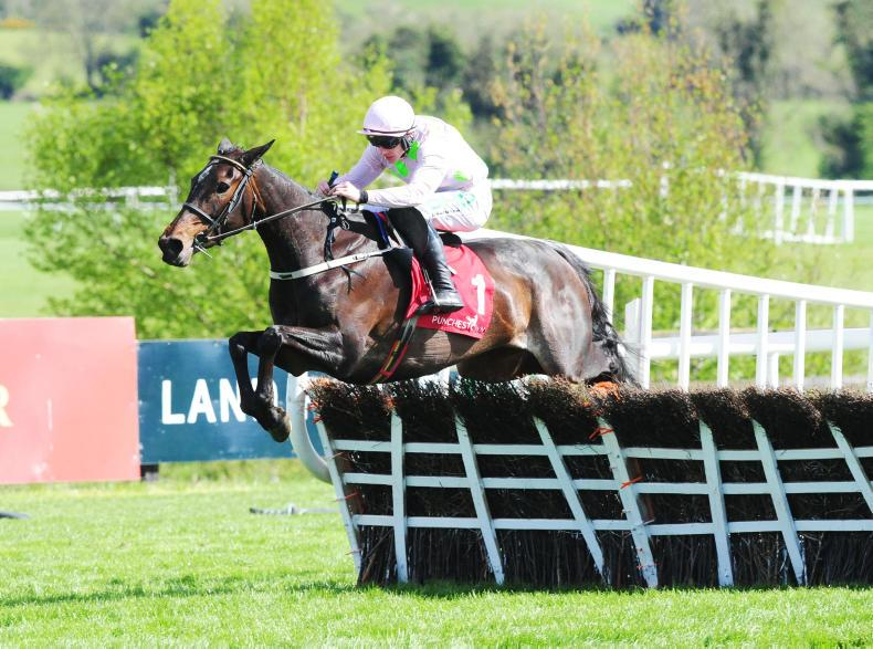 PUNCHESTOWN SATURDAY:  Benie the brave makes it two in a row