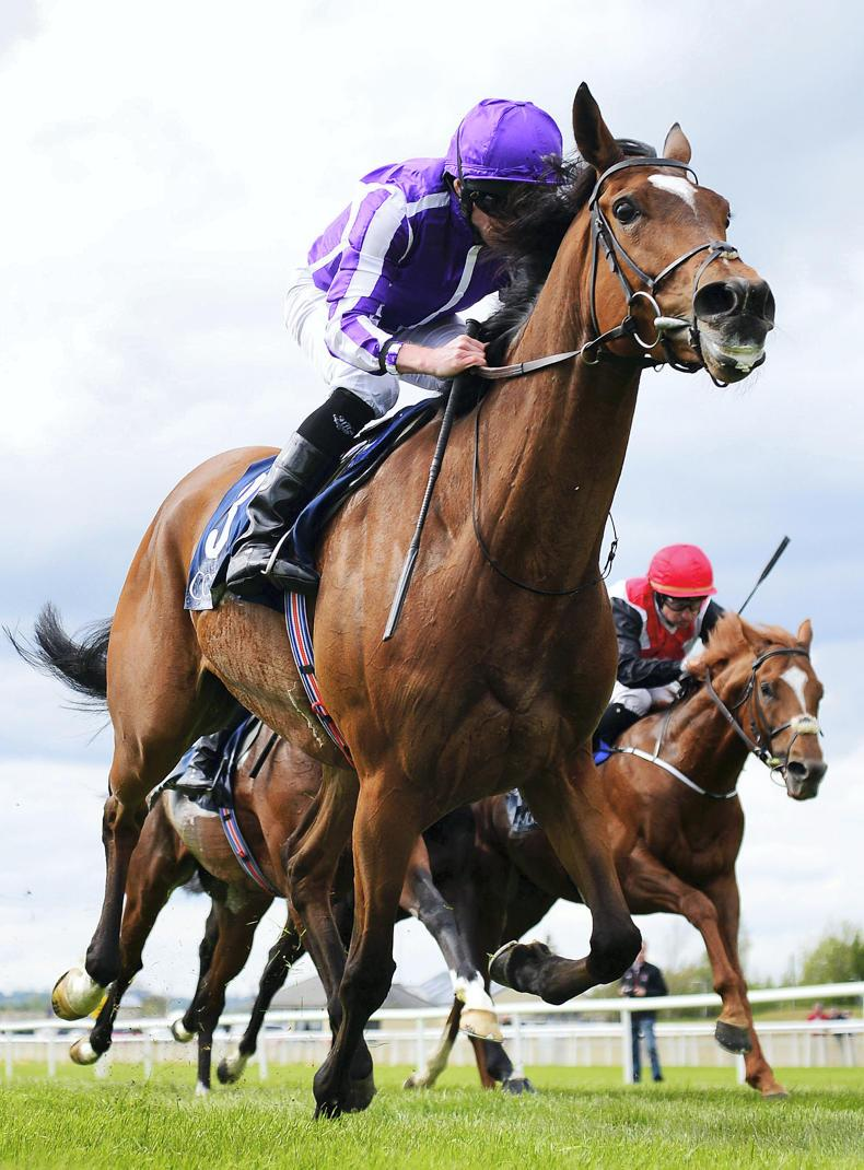 CURRAGH MONDAY: Magical has the right moves