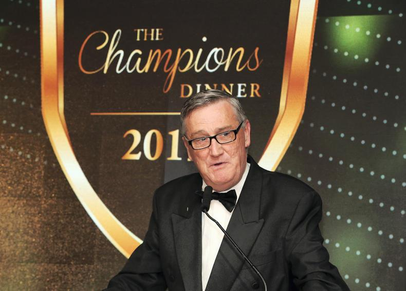 CHAMPIONS DINNER: Where is the next generation of racegoers?