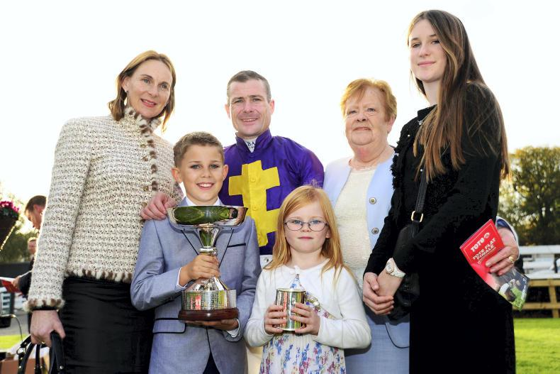 PAT SMULLEN: Smullen calls time on brilliant career