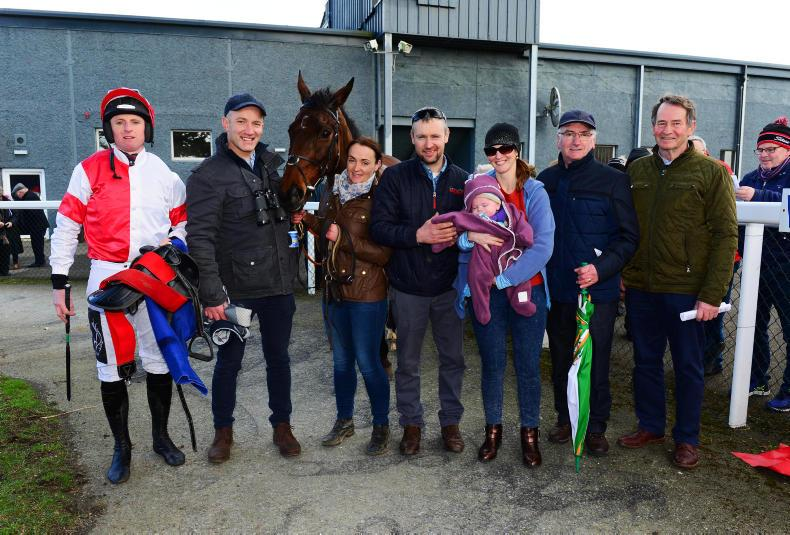 OPEN MORNING: Going for graded race glory with Jonathan Sweeney
