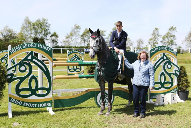 SHOW JUMPING:  Ryan triumphs at Barnadown with BBS McGregor
