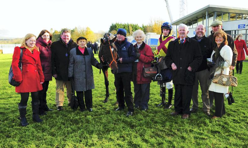 OPEN MORNING: O'Sullivan's syndicate success