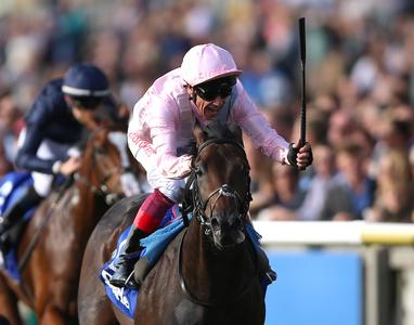 Too Darn Hot returns in top-quality field for Dante Stakes