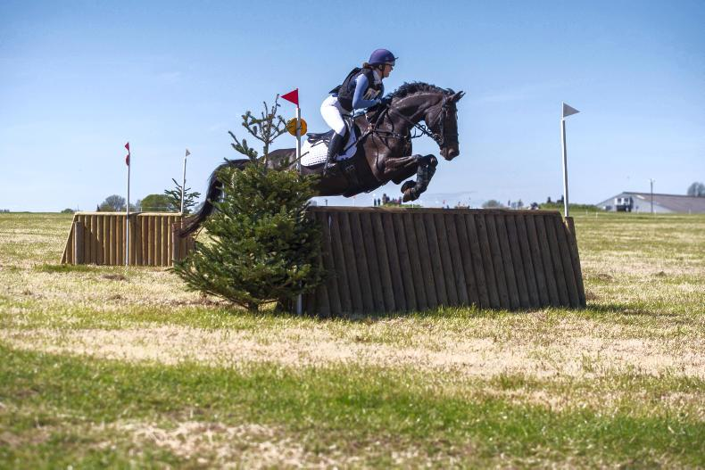 EVENTING:  Lenihan sparkles with Rockmills