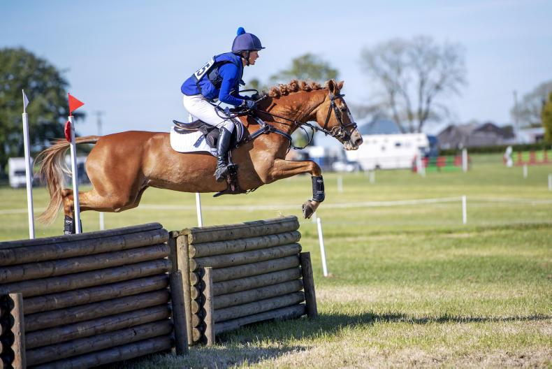 EVENTING:  Goldsbury is Right On Q with win