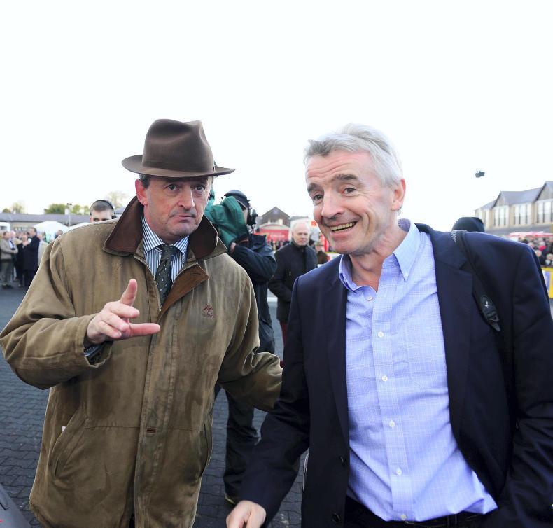 NEWS: Gigginstown House Stud to shut down racing operation