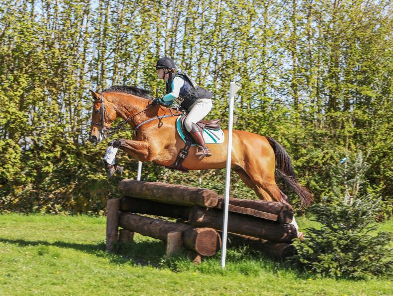 AMATEUR EVENTING: Kennedy the inagural CCI1*-Intro winner