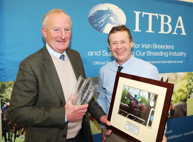 VIEW FROM ABOVE: Breeding success for Kidd