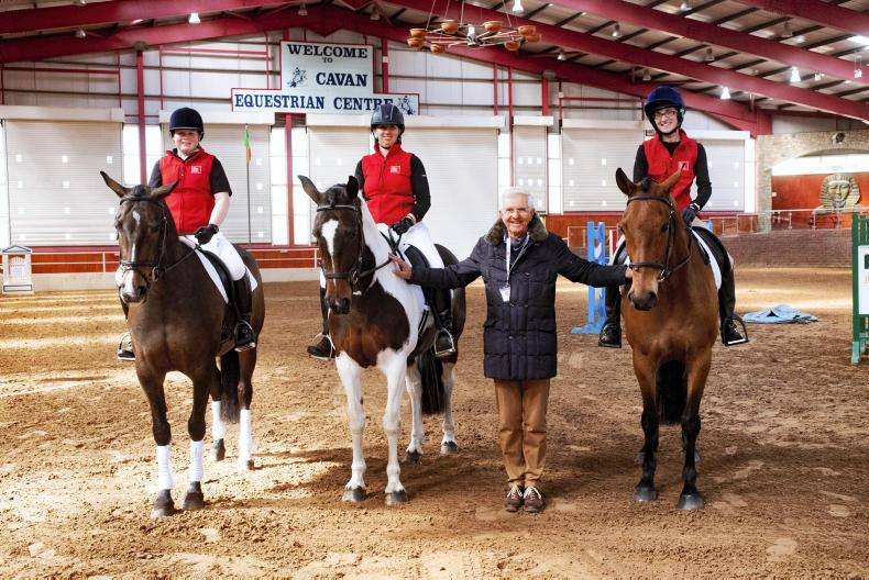 BRITISH HORSE SOCIETY NATIONAL CONVENTION: 'Taking the stress out of stressage'