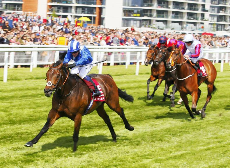 TIME WILL TELL:  Mustashry can still make his name