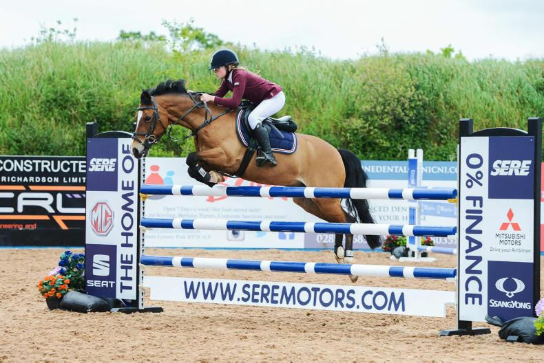 AROUND THE COUNTRY:  Over 200 pony riders vye for RDS tickets