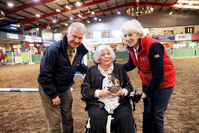 Pony Tales:  Sugars honoured at BHS National Convention