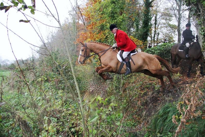 NEWS:  Laois Hunt's successful defence of case could deter other legal claims
