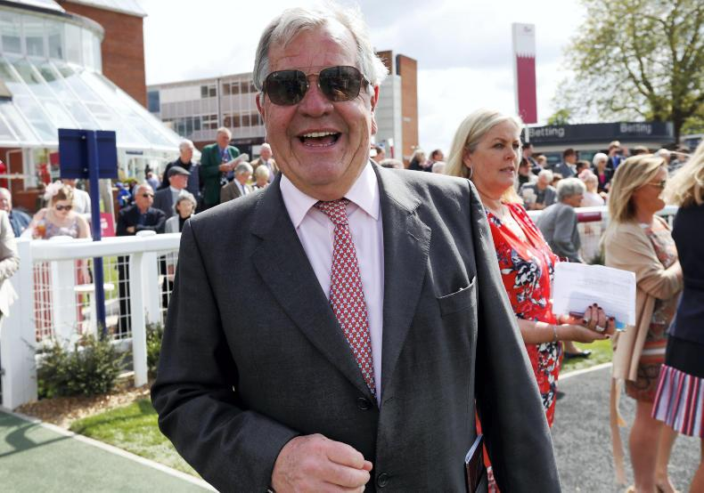 BRITAIN: Jubiloso win a highlight for red-hot Stoute