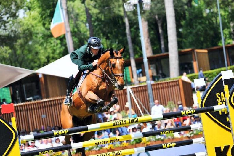 NEWS: Team Ireland second in five-star Rome Nations Cup