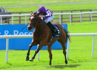 Magical dominates to claim Tattersalls Gold at the Curragh