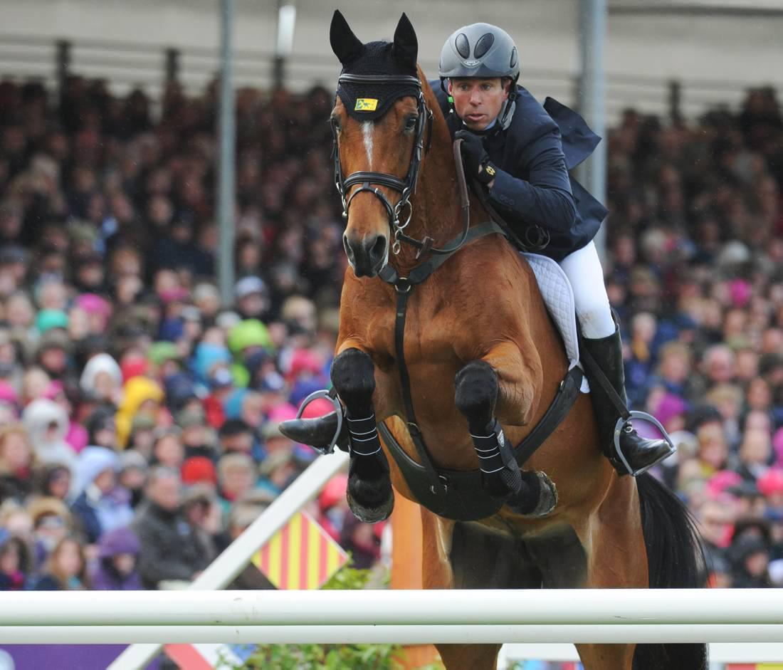 Breeding for Badminton: The story of Paulank Brockagh