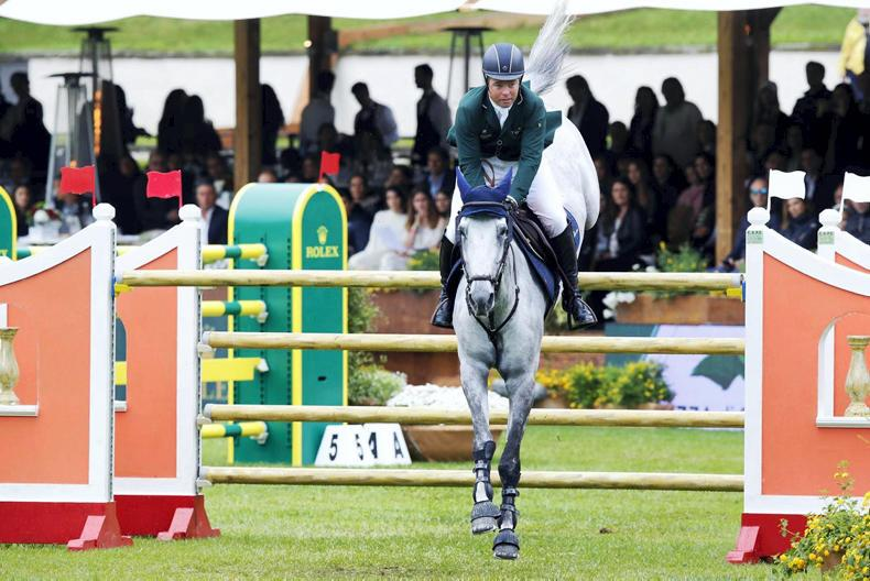 SHOW JUMPING: Cian O'Connor runner-up in Rolex Grand Prix of Rome