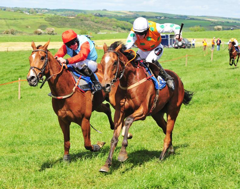 CARBERRY FOXHOUNDS INCHYDONEY SUNDAY: Breakthrough for Glass at Inchydoney