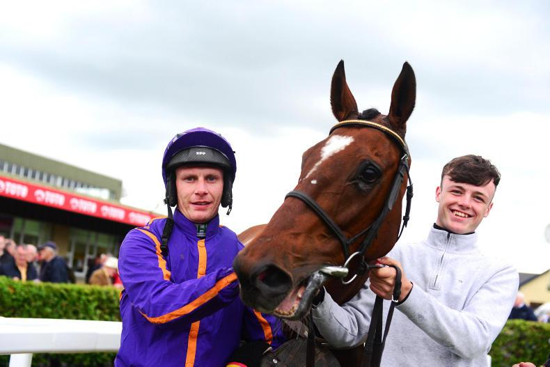 Irish Leger hero Wicklow Brave adds chase success to his tally
