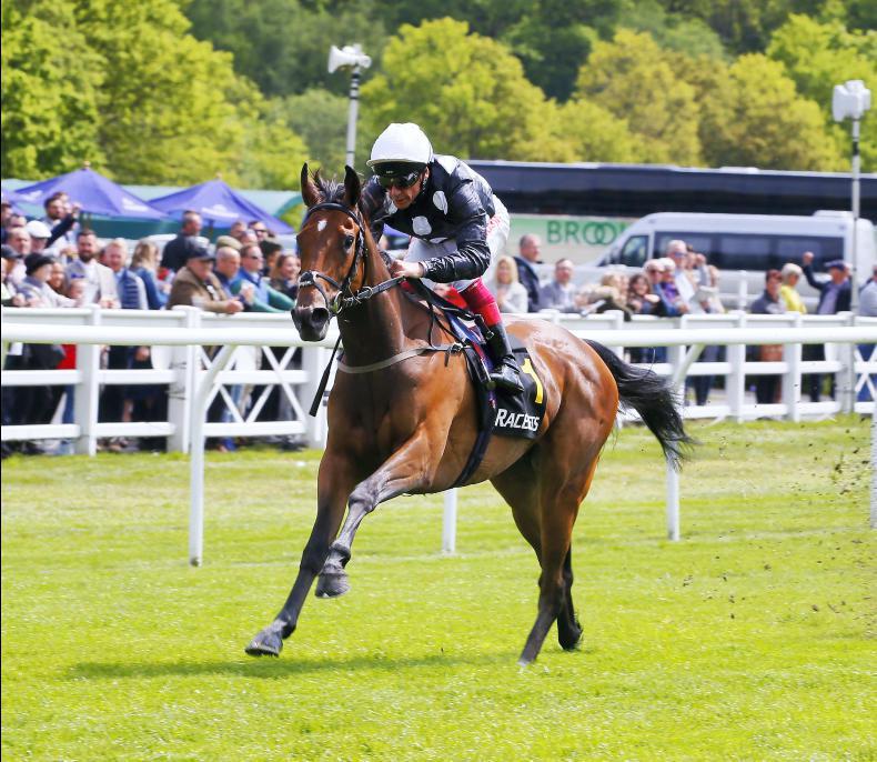 Gosden finds Oaks hopes hard to split