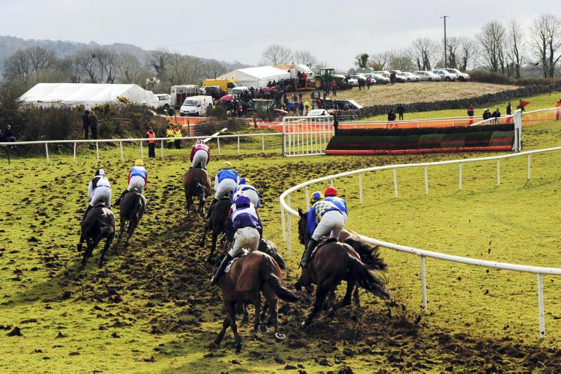EOGHÁIN WARD: Open races could be restricted to seasonal non-winners