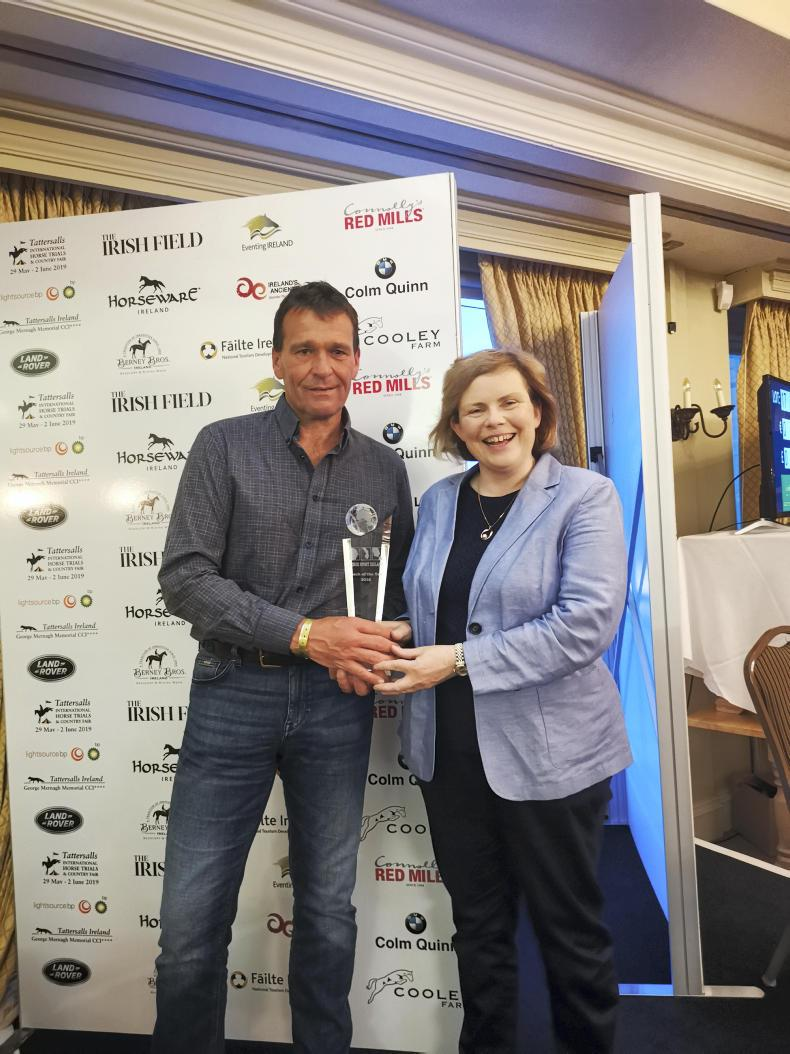 NEWS:  Award takes top coach by surprise