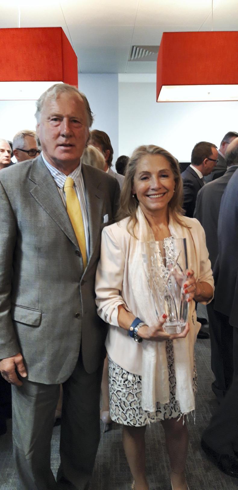NEWS:  Top award for Quinlan
