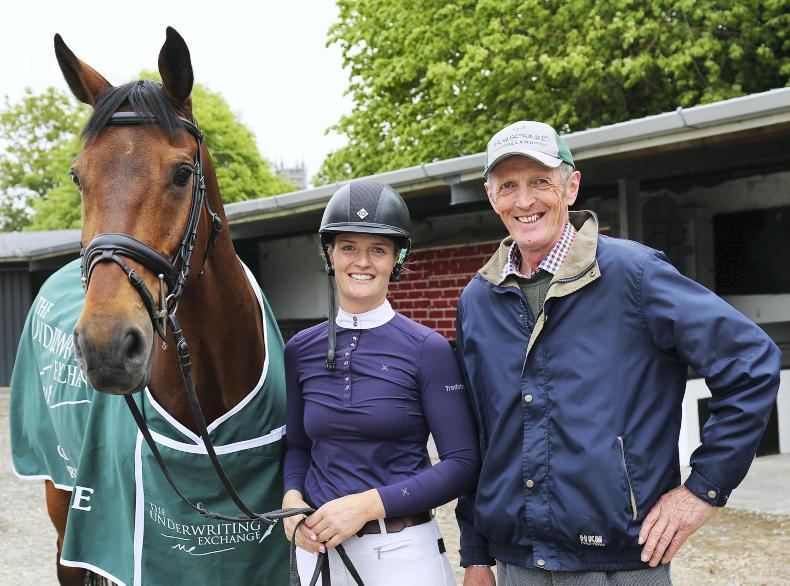 SHOW JUMPING: Power makes winning return to Ireland