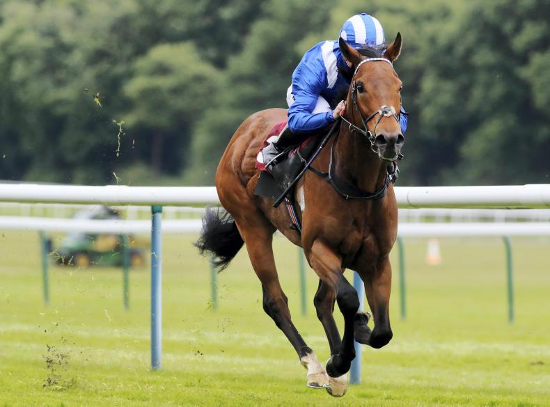 BRITAIN: Battaash blasts back to cap best day for Hills