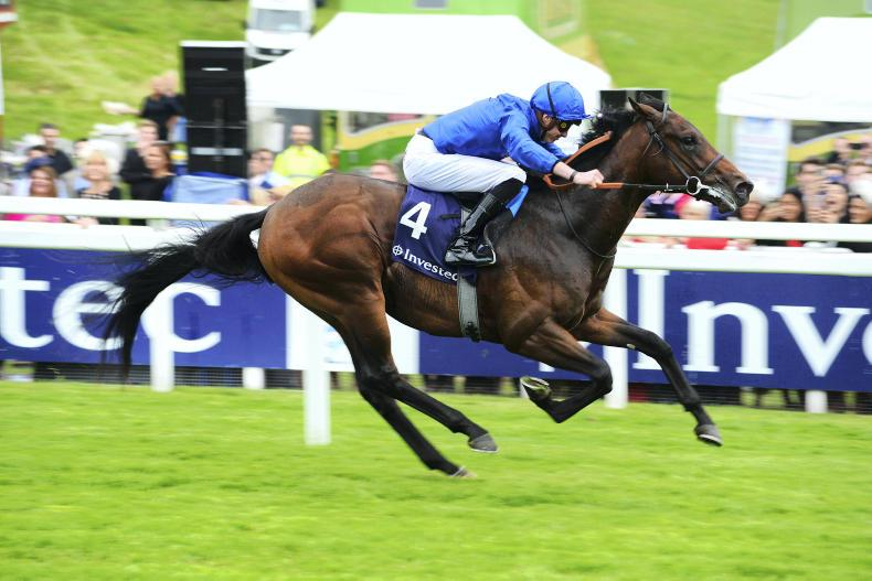 EPSOM FRIDAY: Pina time for Appleby