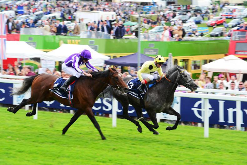 BRITAIN: Defoe seizes chance in dramatic Coronation Cup