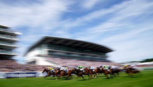 Ornate blazes at trail in Dash for glory at Epsom