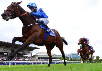 Madhmoon in 'good shape' following gallant Derby effort