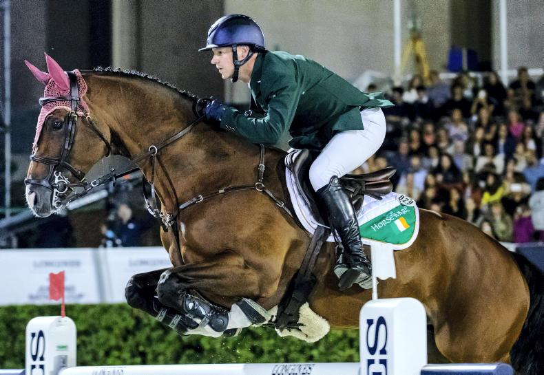 INTERNATIONAL: French double for Condon