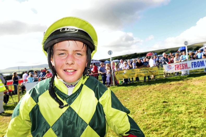 HORSE AND PONY RACING:  Doubles galore in Loughrea