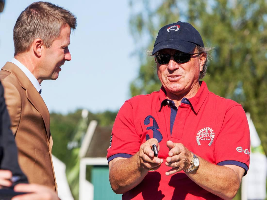 Rider respect key to safety in eventing - Captain Mark Phillips