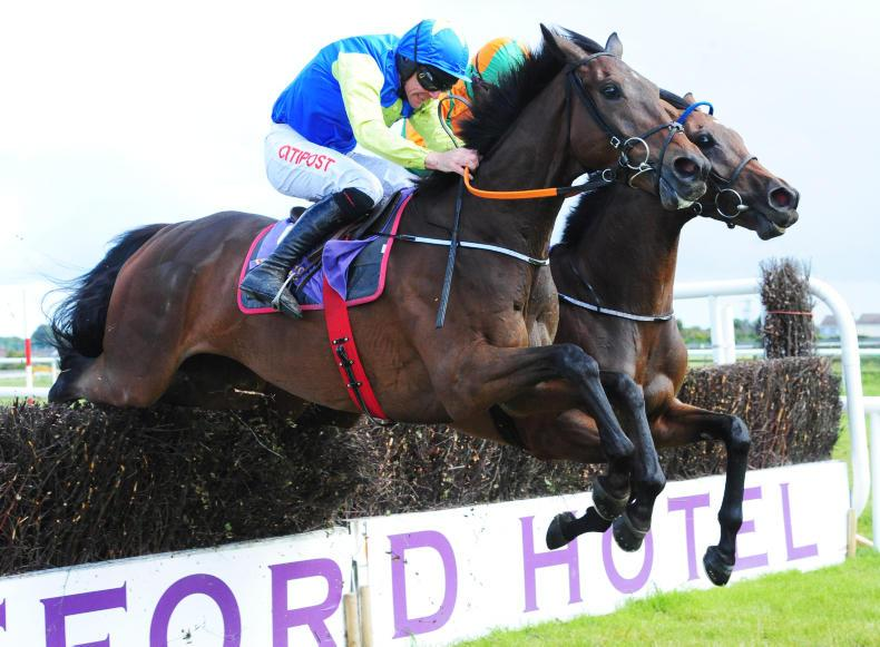 WEXFORD WEDNESDAY:  Dinons and Davy get the job done