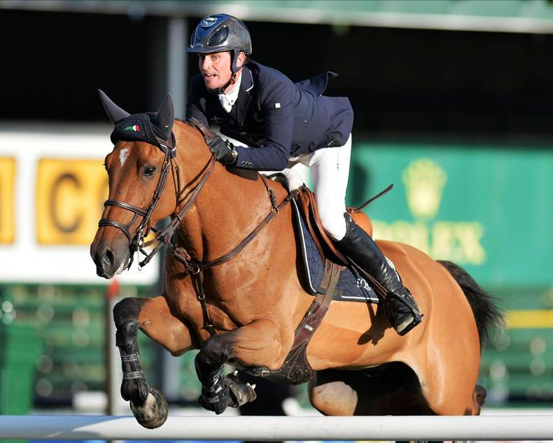 SHOW JUMPING: Five-star win for Kenny at Spruce Meadows