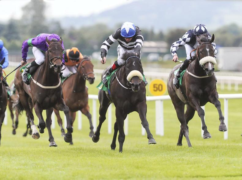 CURRAGH FRIDAY: Relentless rise of Soffia