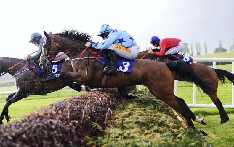 CLONMEL FRIDAY: Go Another One goes chasing
