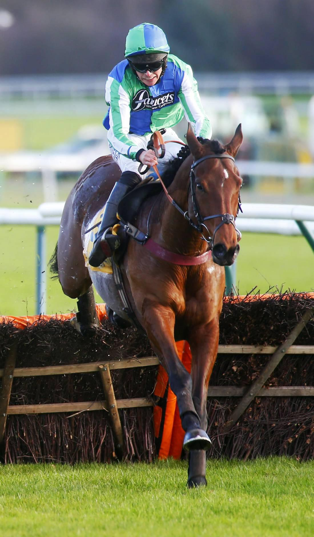 Frankie finds favour in Gold Cup