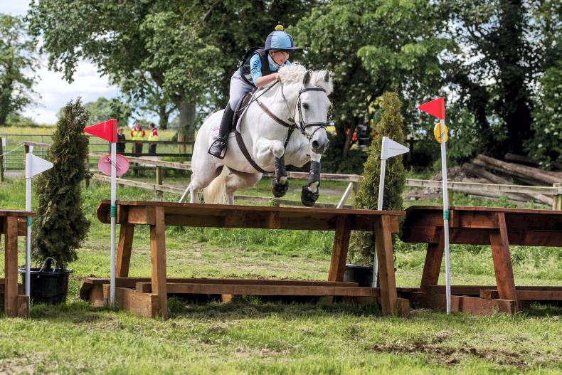 EVENTING:  Double joy for Goldsbury