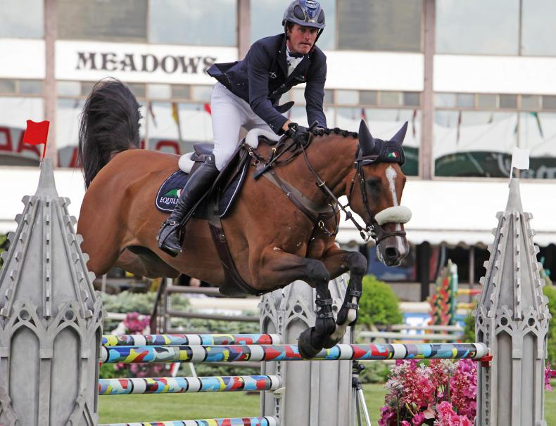 INTERNATIONAL: Spruce double for Kenny