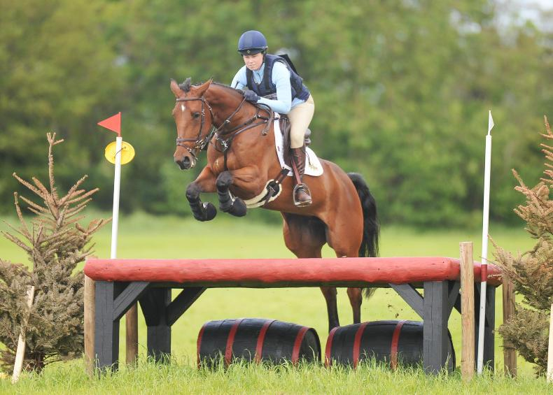 EVENTING: Power impresses with Bethany Bay