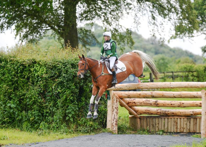EVENTING: Nesbitt delivers with Tullabeg Vision